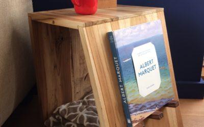Bijzettafel / boekenstandaard